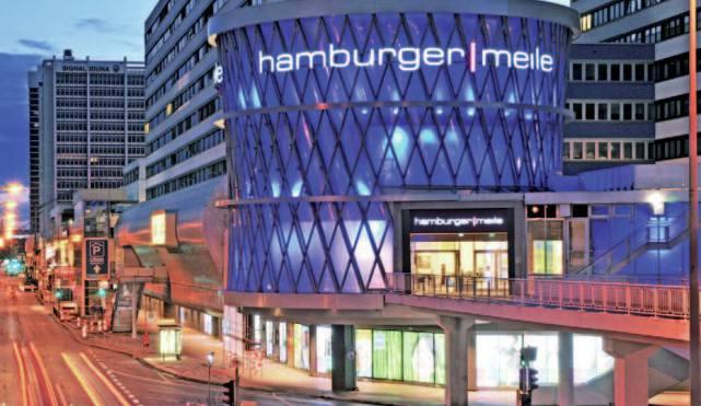 City Center CCB Hamburg-Bergedorf