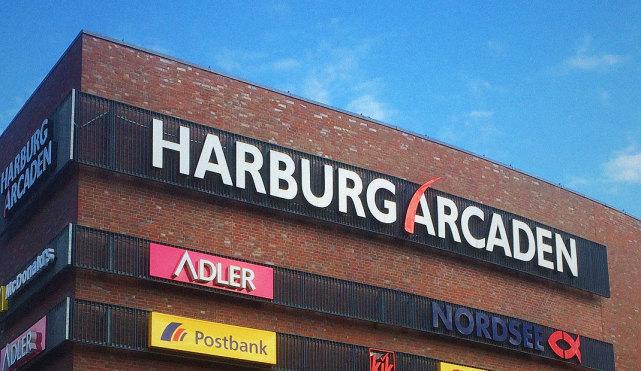 EKZ Harburg Arcaden Hamburg