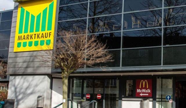 Marktkauf Center Hamburg