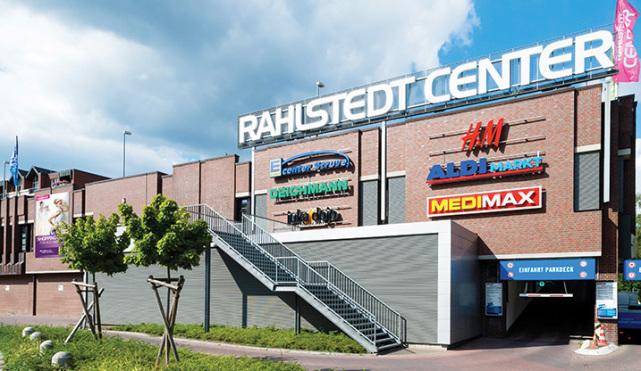 Rahlstedt Center Hamburg