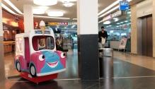 Hank´s Eiswagen Kiddie Ride